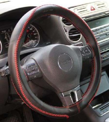 $99 Steering Wheel Wrap Cover Trim Leather All Colors All Vehicles