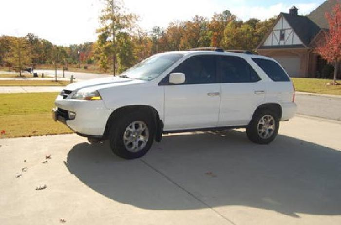 $9,000 2002 Acura MDX w/ towing packge, NAV, 4wd, leather/heated seats,195Kmi