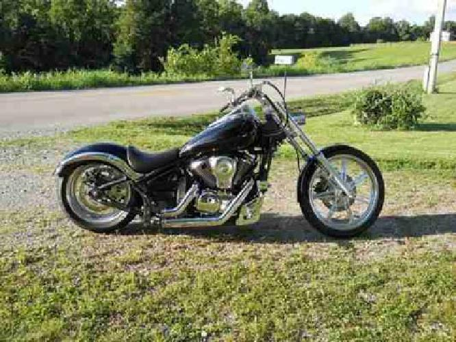 $9,000 2008 Kawasaki vulcan
