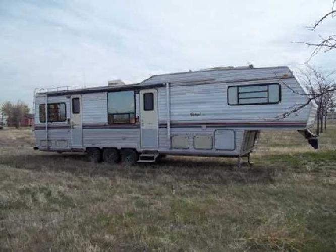 Perfect Flagstaff MAC Series Pop Up Camper Toy Hauler Rv For Sale In Denver