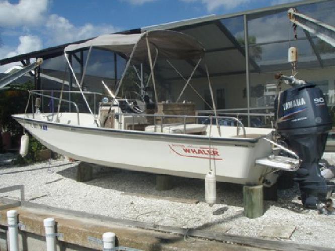 $9,000 OBO 17ft Montauk Boston Whaler for sale in Apollo