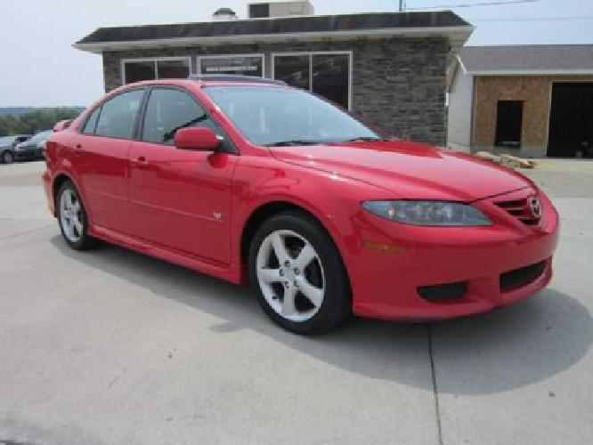 9 200 Used 2005 Mazda 6 For Sale For Sale In Cambridge