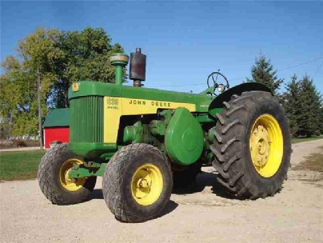 9 250 1958 john deere 830 for sale in waterloo wisconsin. Black Bedroom Furniture Sets. Home Design Ideas