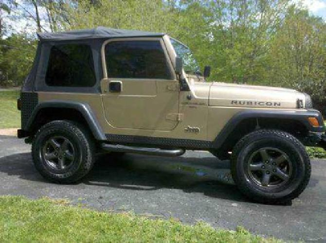 $9,300 2000 Jeep Wrangler Sport 4x4, Automatic, 4.0l 6 Cyl, MD Inspected
