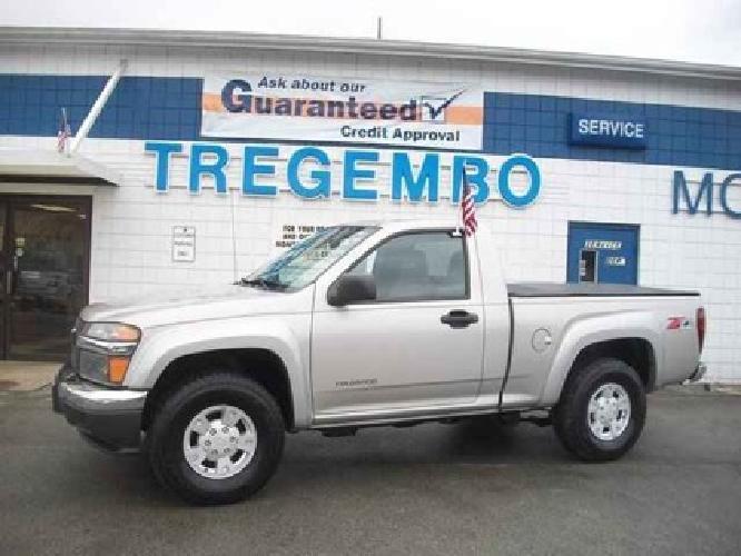 $9,470 2004 Chevrolet Colorado 4x4 Z71
