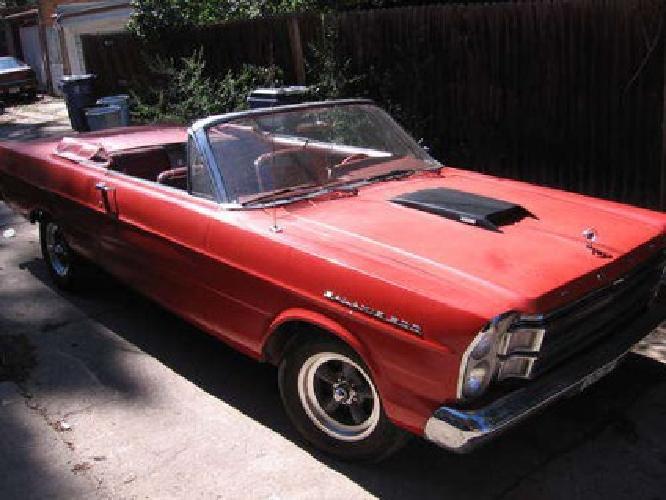 $9,500 1965 Galaxie Convertible