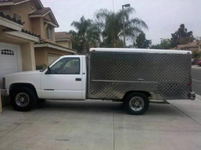 Catering Food Truck For Sale California