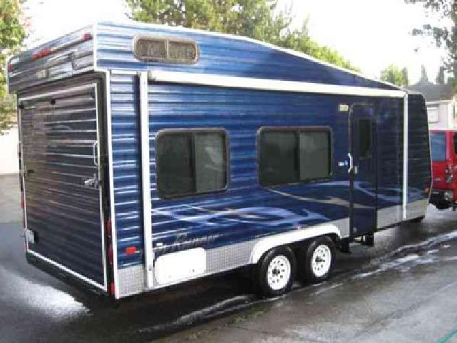 9 500 Toy Hauler Carson Fun Runner 22 Ft Vancouver