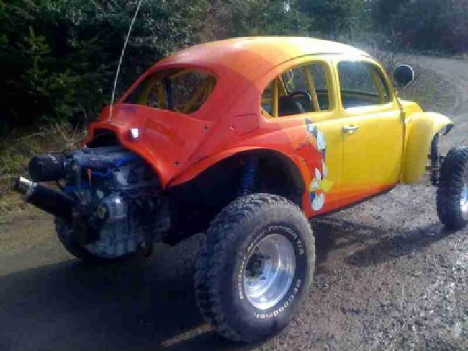 9 500 Vw Baja Bug With Acura V 6 Fox Coilovers Logandale Las Vegas For Sale In Las Vegas