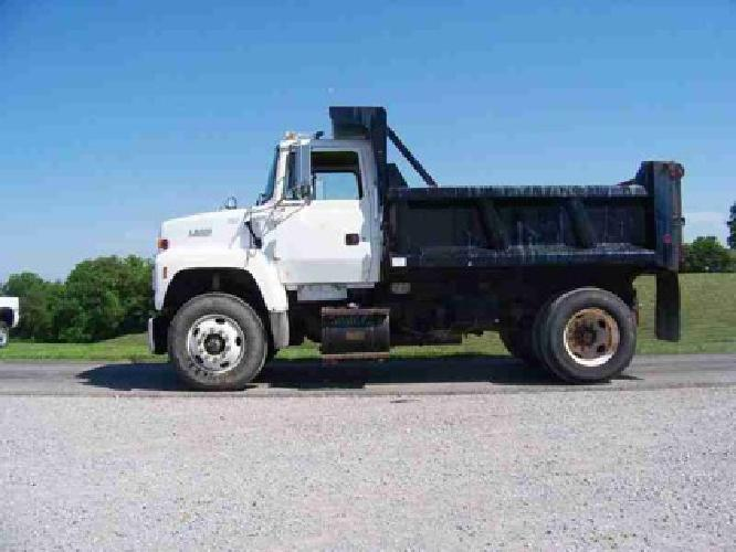 Aeromax 1995 Dump Truck models and all about Ford Aeromax 1995 Dump