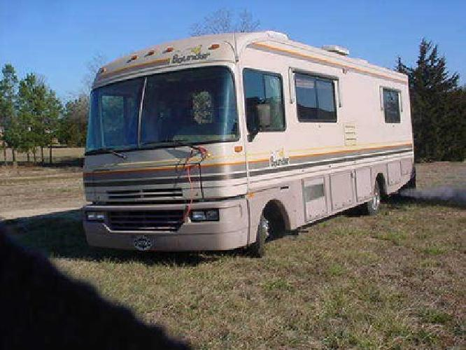 9 795 1993 Bounder Motorhome For Sale In Pocahontas Arkansas Classified