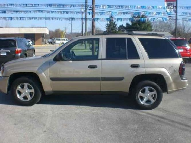 9 801 used 2005 chevrolet trailblazer for sale for sale in london kentucky classified. Black Bedroom Furniture Sets. Home Design Ideas