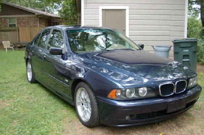 9 850 2002 bmw 530i for sale in huntsville alabama classified. Black Bedroom Furniture Sets. Home Design Ideas