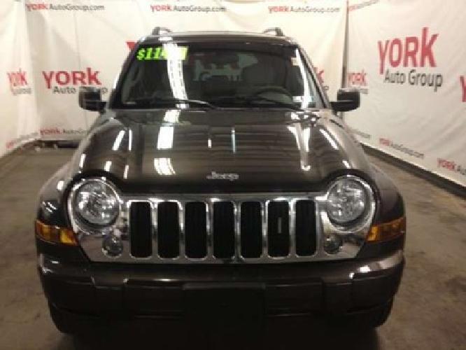 $9,900 2005 Jeep Liberty Limited
