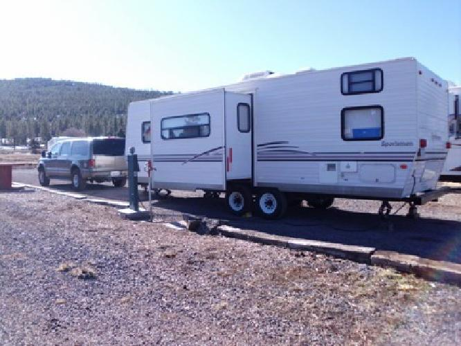 Ft Travel Trailer For Sale In California Under