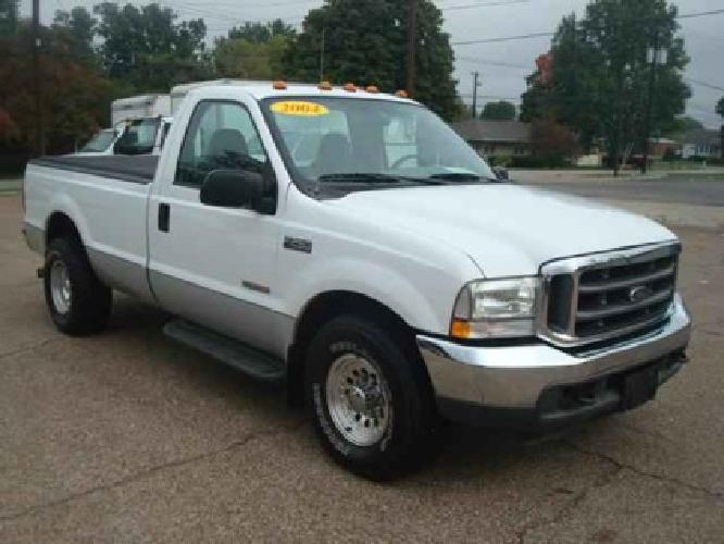 9 900 Used 2004 Ford F 250 Sd For Sale For Sale In