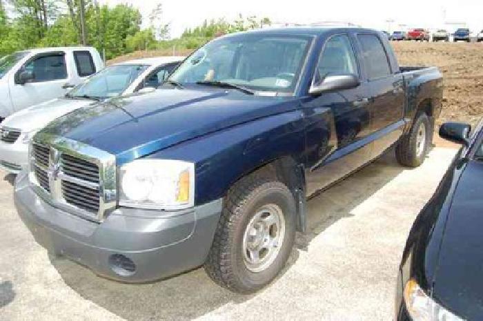 $9,903 2005 Dodge Dakota ST