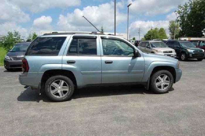 $9,903 2006 Chevrolet TrailBlazer LS