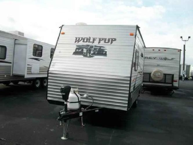 9 950 2013 Forest River Wolf Pup 16fb For Sale In