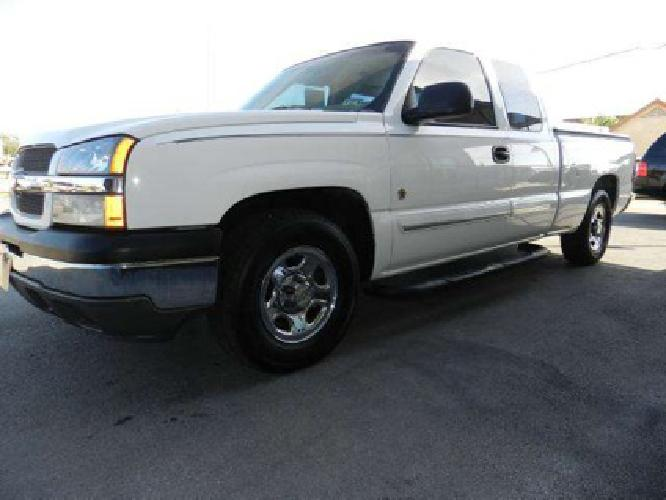 9 950 Used 2003 Chevrolet Silverado 1500 For Sale For