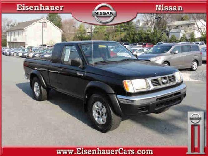 $9,990 1999 Nissan Frontier XE-V6