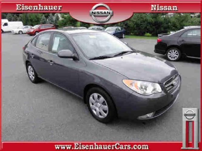 $9,990 2009 Hyundai Elantra GLS