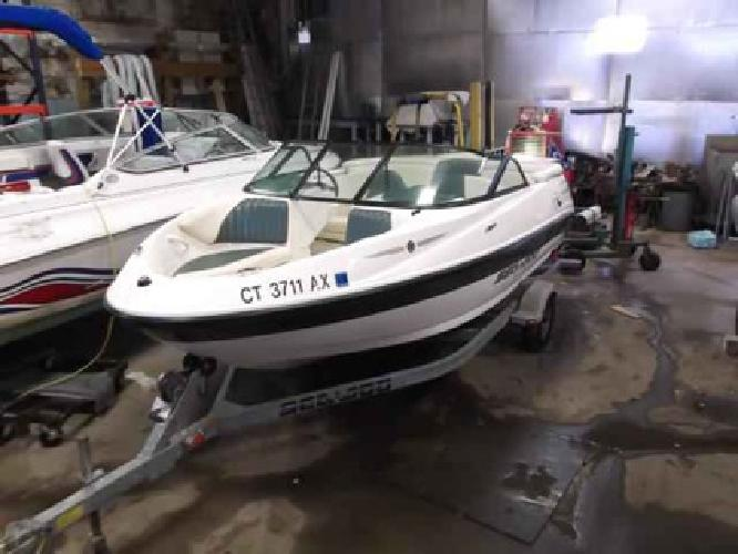 $9,995 18' Sea Doo Utopia 185, 2001 $9,995, Mercury Jet 200hp Engine