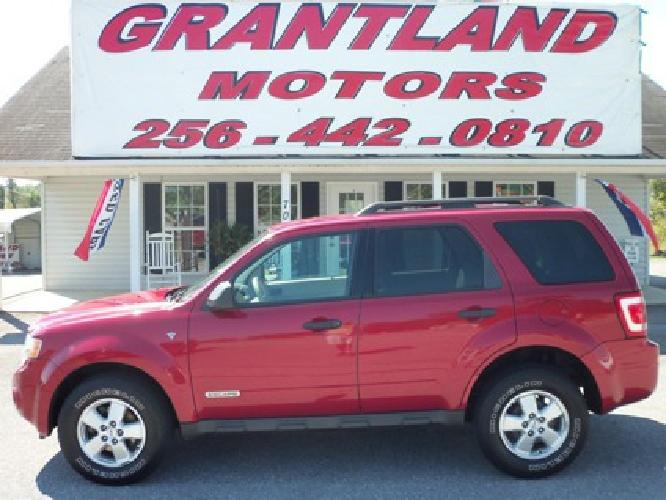 $9,995 2008 Ford Escape XLT