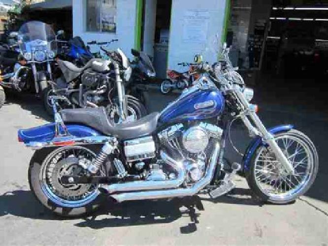 $9,999 2006 Harley-Davidson Dyna Wide Glide -
