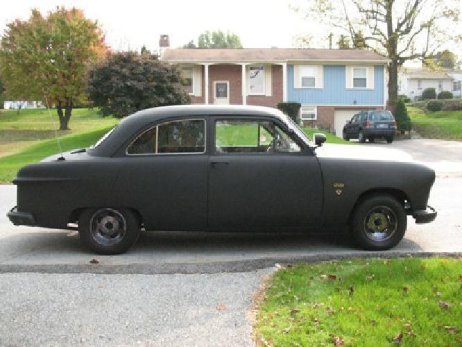 $9,999 OBO 1950 Ford Custom Tudor Coupe