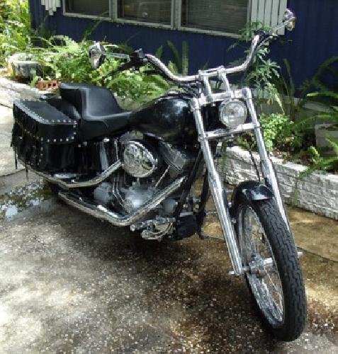 $9,999 OBO 2004 Harley-Davidson Softail