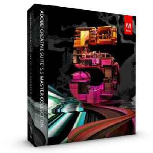 Adobe CS5 Master Collection for Windows & OSX