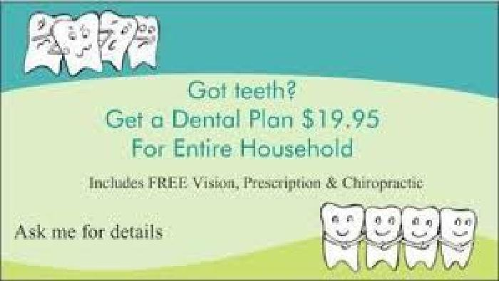 Affordable Dental Benefits
