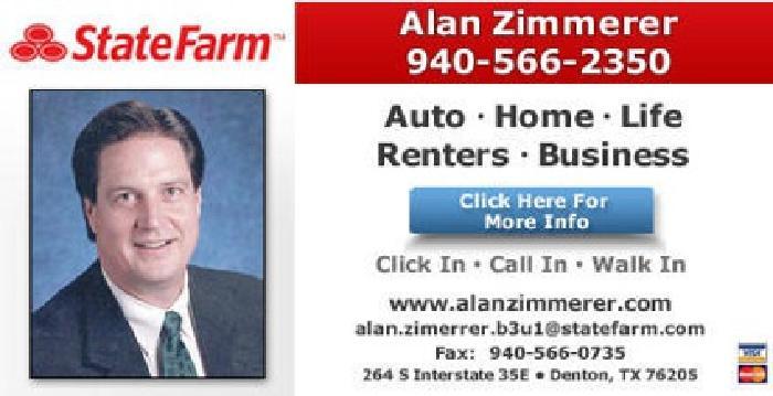 Alan Zimmerer - State Farm Insurance Agent