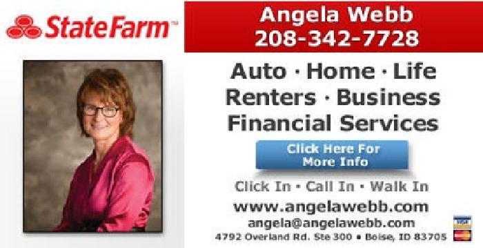 Angela Webb - State Farm Insurance Agent