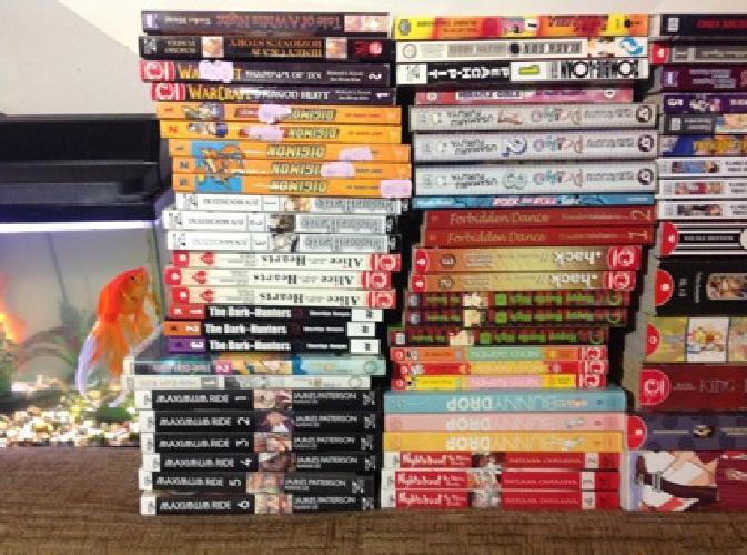 Anime and Manga for sale