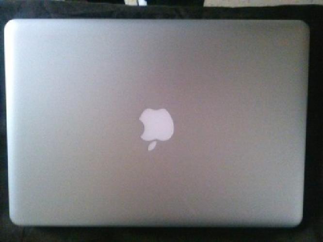 Apple MacBook Pro (13-inch, Mid 2012) 4GB of Ram and 500GB Hard drive