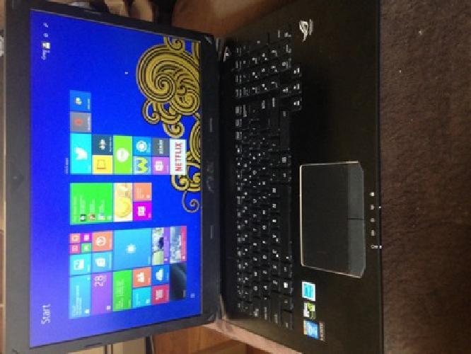 Asus G750JM ROG Laptop
