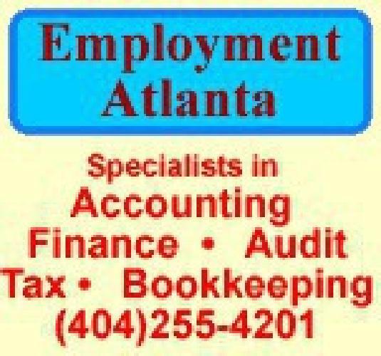 Audit Supervisor (manufacturing), Atlanta, GA To $85K + bonus