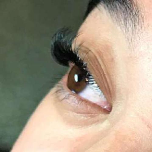 Beautiful Eyelash Extensions