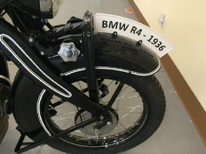 Beautifully restored .. 1936 BMW R4