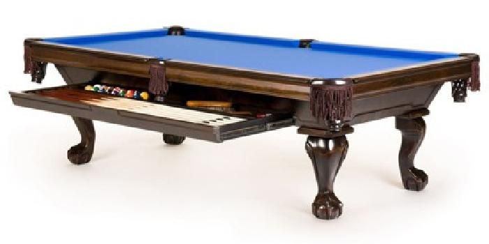 Benchmark Denver 8u0027ft Billiards/pool Table FREE Shipping And Install