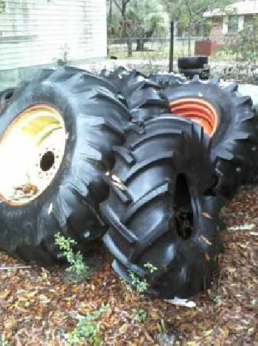 big block and tractor tires