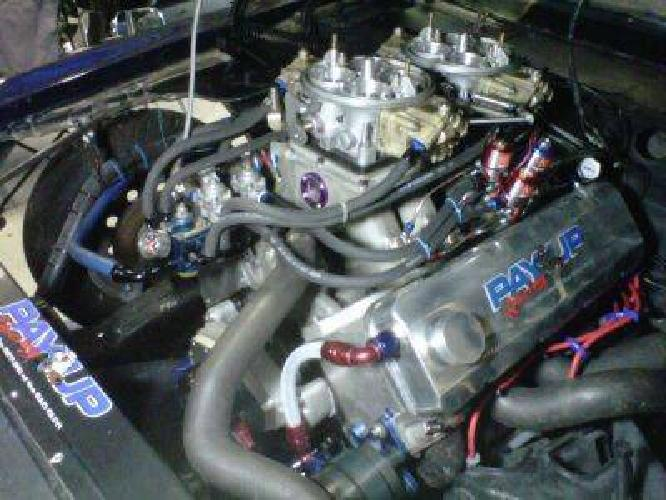 Big Block Chevy Race Engine For Sale For Sale