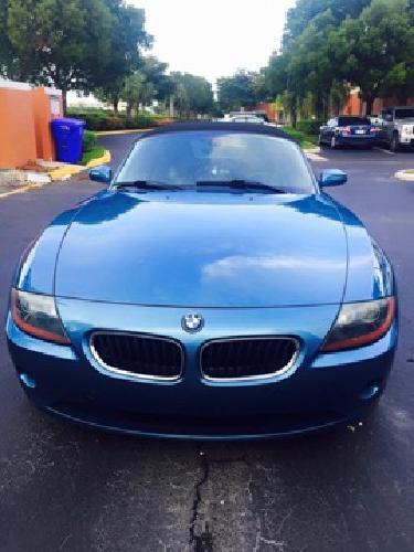 BMW Z4 by owner