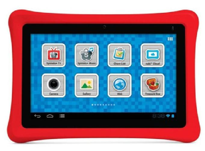 Brand New Fuhu Nabi Tablet in Box with Accessories ***Lowest Price***