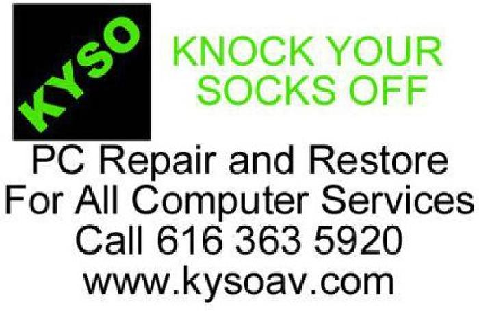 Call Jeff At KYSO [phone removed] and Get $10 Off PC Tune Up