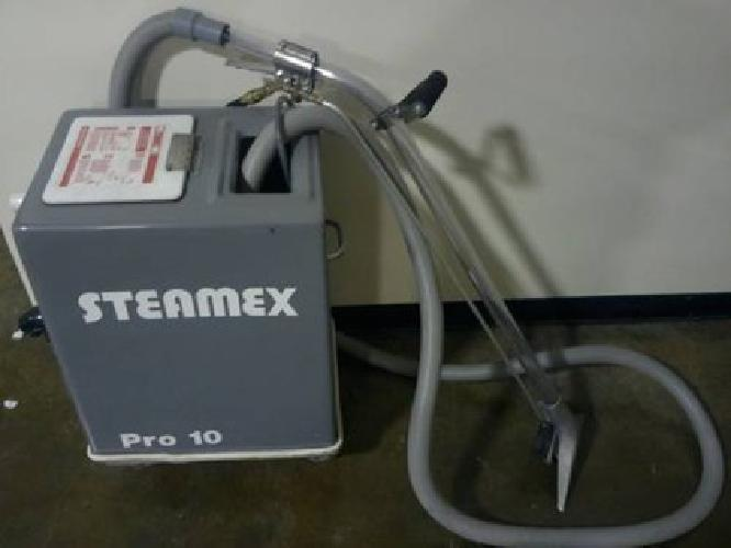 Carpet Extractor Model Pro 10 by Pacific Steamex