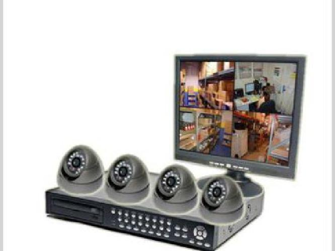 CCTV Home or Business Security System