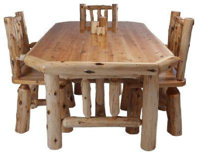 Cedar Log Furniture MN for sale in Bismarck North